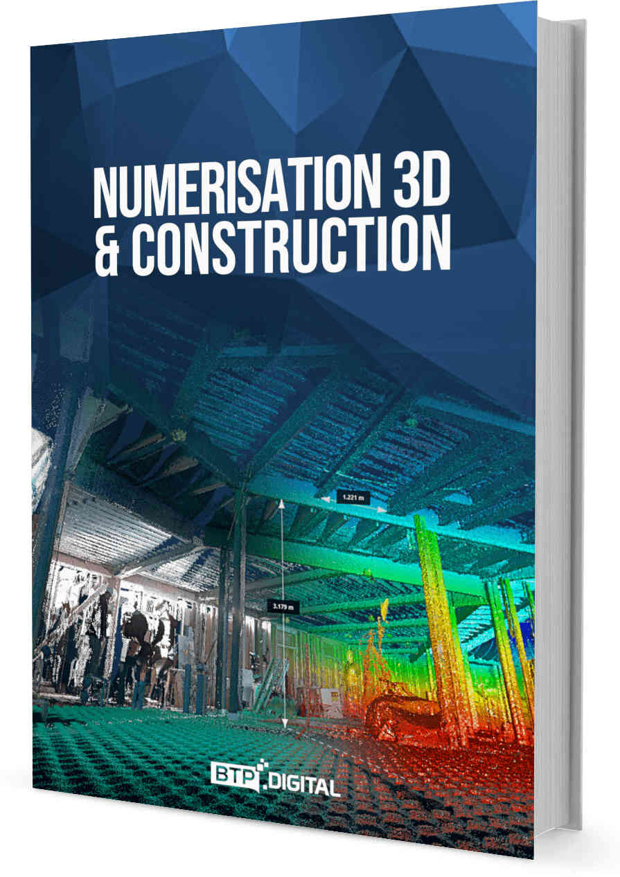 Numerisation 3d Construction
